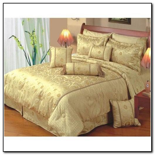 Silk Bed Sheets India