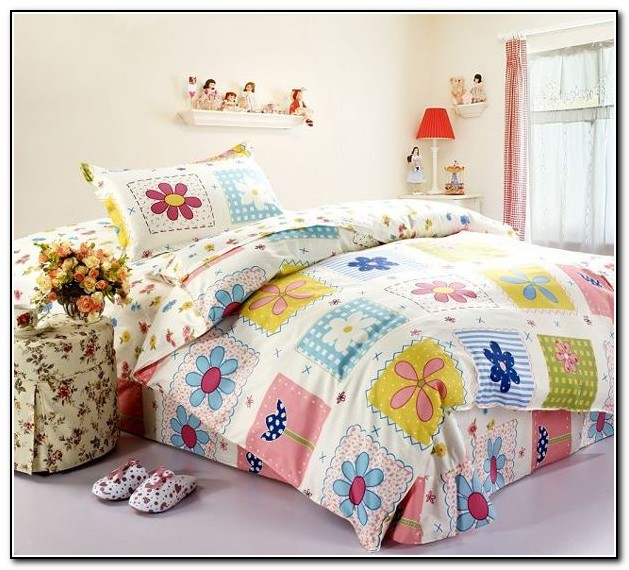 Tie dye bedding twin size beds home design ideas for Twin size beds for girls