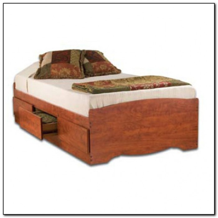 Twin Beds With Storage Canada