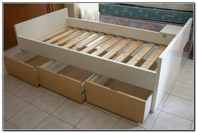Twin Xl Bed Frame Ikea