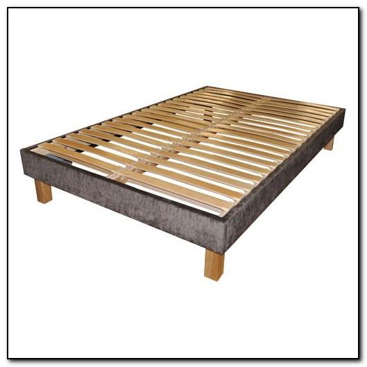 Upholstered Bed Frame King