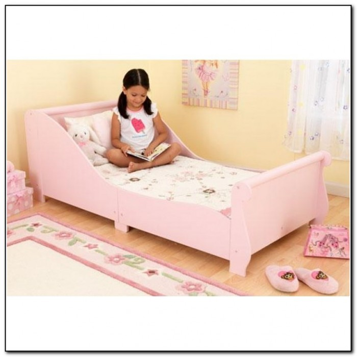 White Toddler Bed Kidkraft