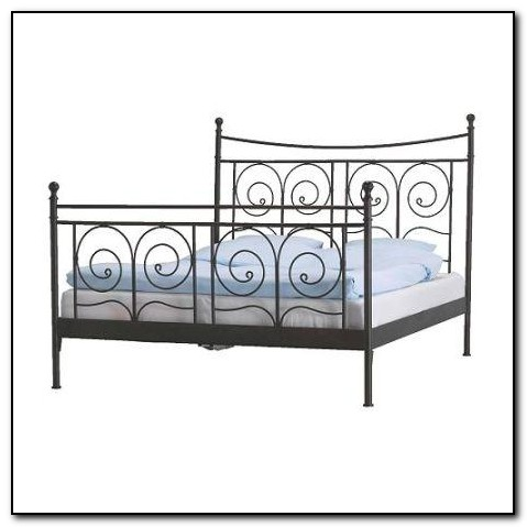 Wrought Iron Bed Frames Ikea