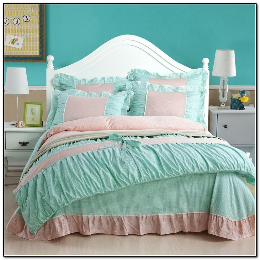 Blue bedding sets for teenage girls beds home design ideas k6dzeqonj211714 - Blue beds for girls ...