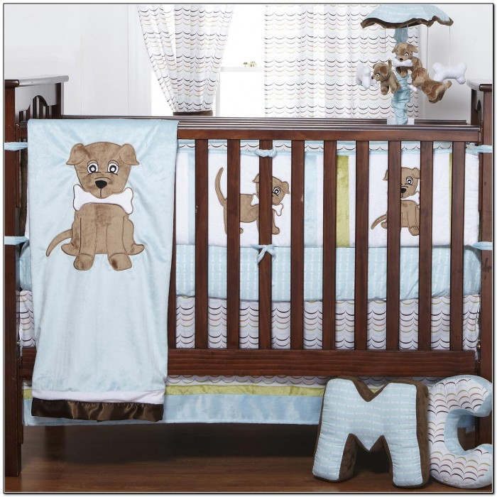 Boys Crib Bedding Sets