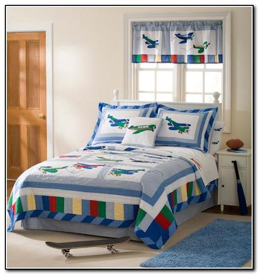 Boys Sports Bedding Sets Full