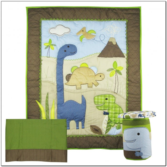 Dinosaur Crib Bedding Nursery