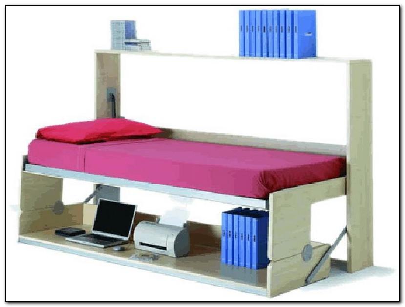 Diy Murphy Bed Desk