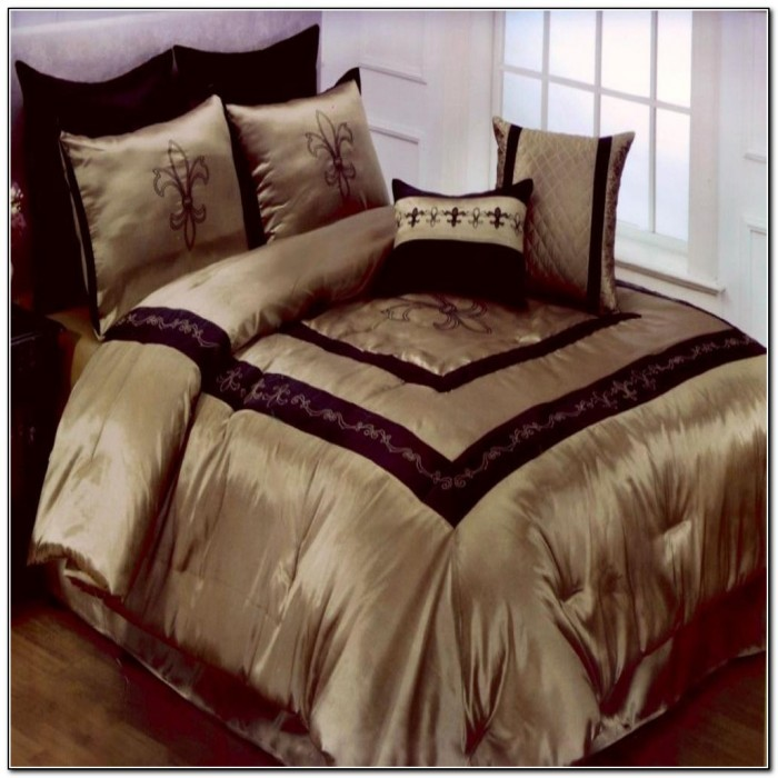 Fleur De Lis Bedding Sets Black And White
