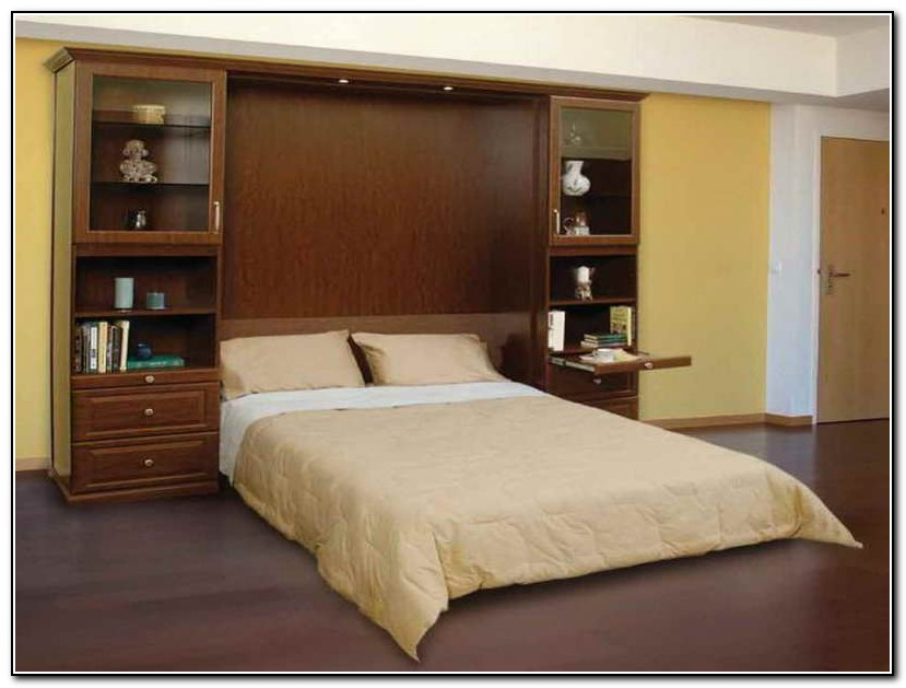Folding wall bed ikea beds home design ideas for Beds that fold into the wall ikea