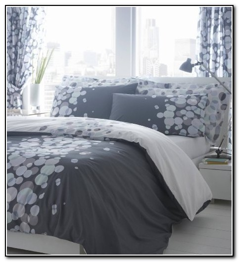 Grey Bedding Sets Double