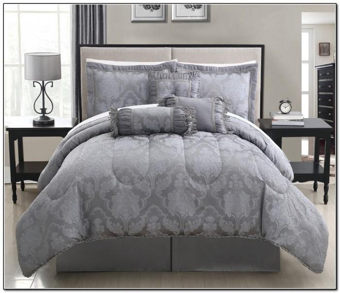 Grey Bedding Sets Queen