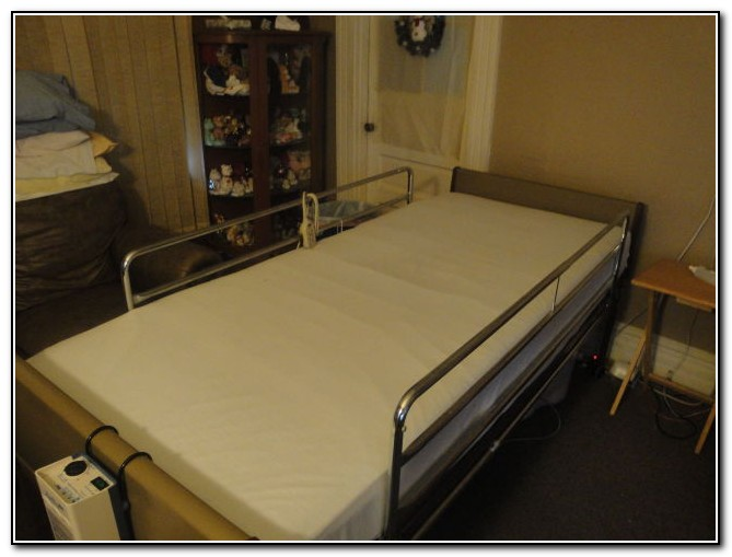 Invacare Hospital Bed Model 5490ivc