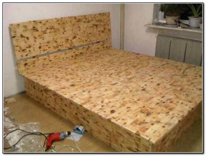 Lift Storage Bed Diy