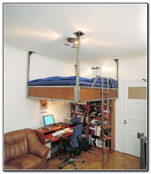 Loft Beds For Small Spaces