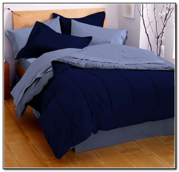 Navy Blue Bedding Full