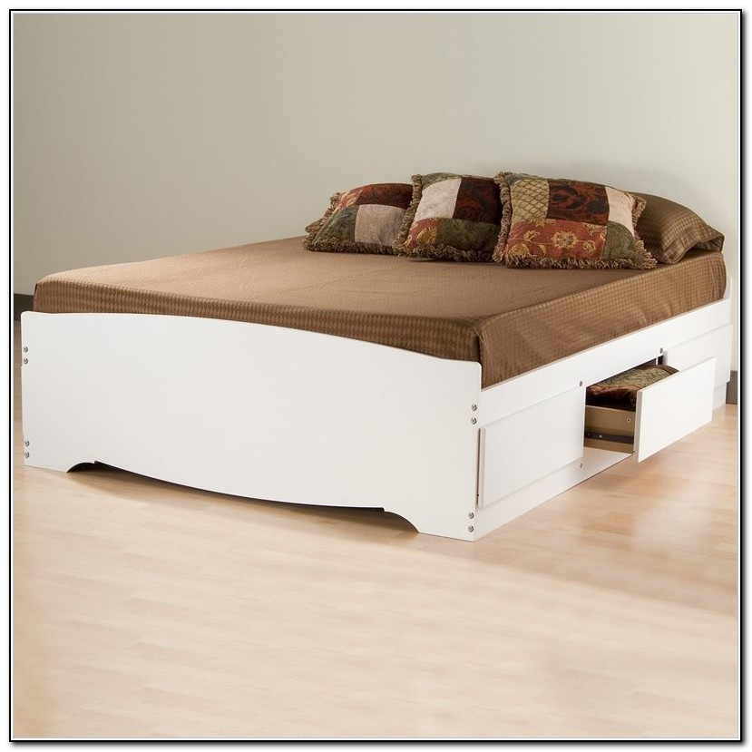 Queen Bed Frame With Storage Diy Download Page – Home