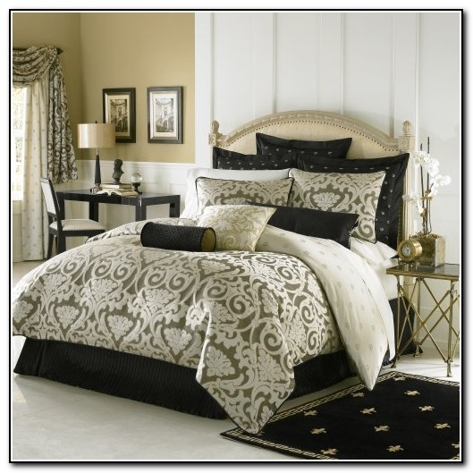 Fleur de lis bedding target beds home design ideas qbn1qa7n4m11110 - Fleur de lis bed sheets ...