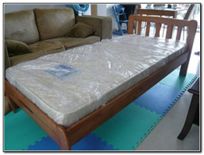 Single Bed Frame Design
