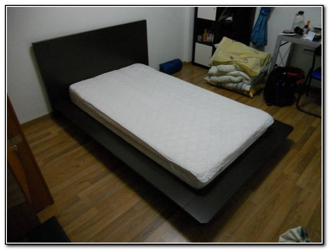 Single Bed Frame Singapore