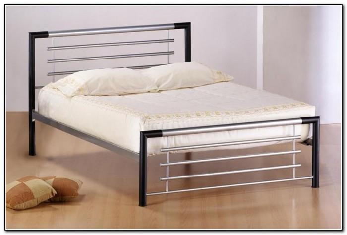 Steel Bed Frame Full
