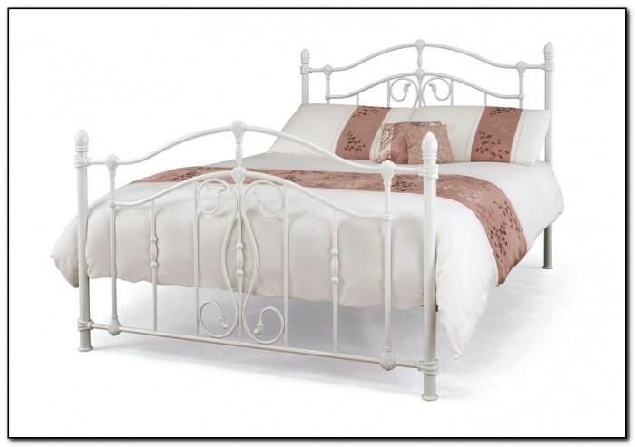 Steel Bed Frame King