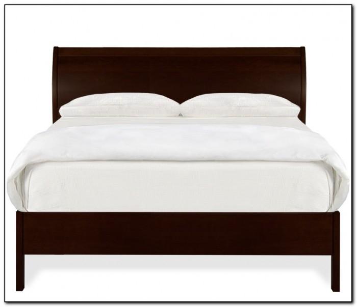 Teak Platform Bed King