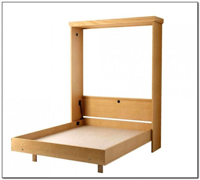 Wall Bed Ikea Hack