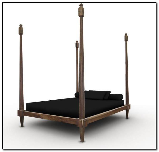 4 Post Bed Designs