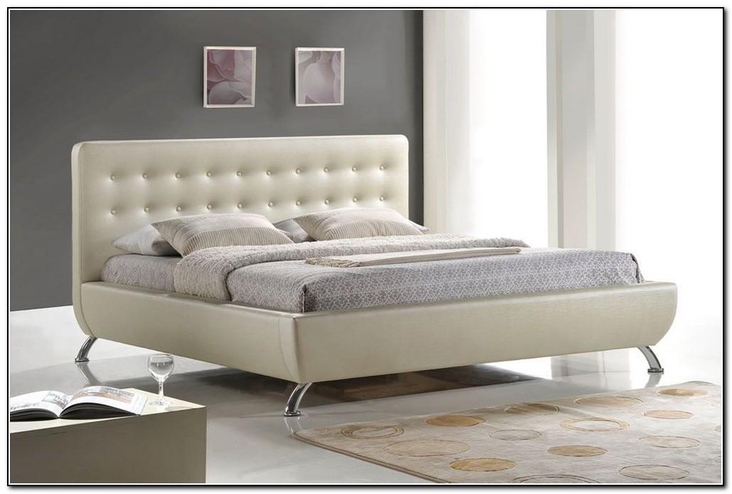 Armeena Upholstered Platform Bed