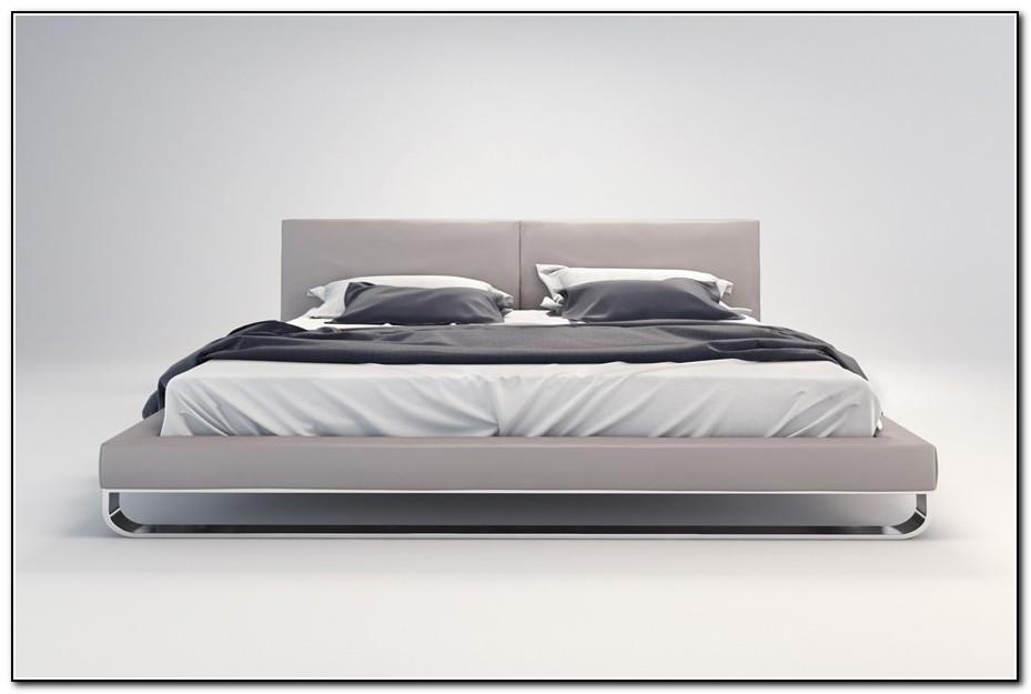 Chelsie Upholstered Platform Bed
