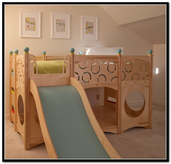 Childrens Loft Beds Melbourne