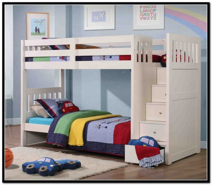 Childrens Loft Beds With Storage