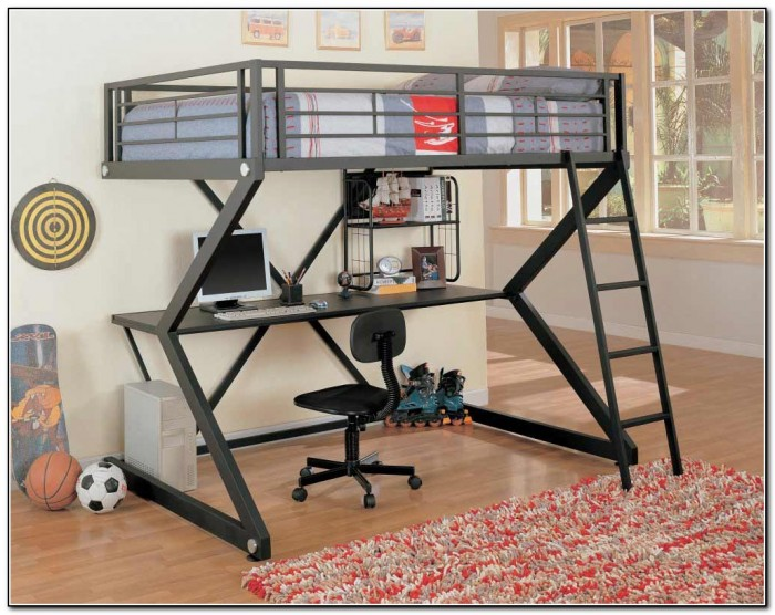 Cool Loft Beds For Teenagers