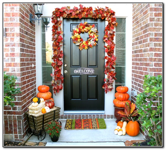 Front Porch Decorating Ideas Uk