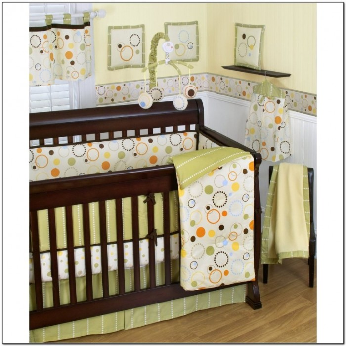 Gender Neutral Baby Bedding Sets Beds Home Design