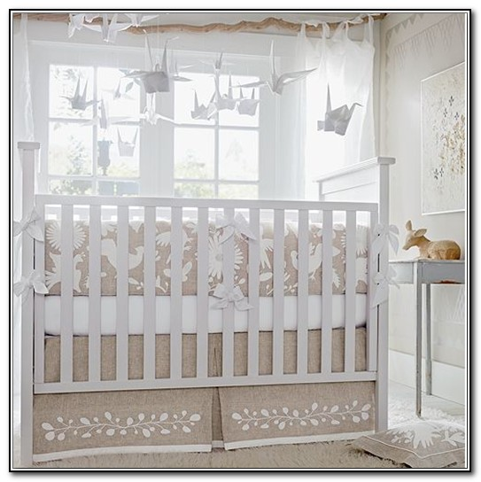 Gender Neutral Modern Baby Bedding Beds Home Design
