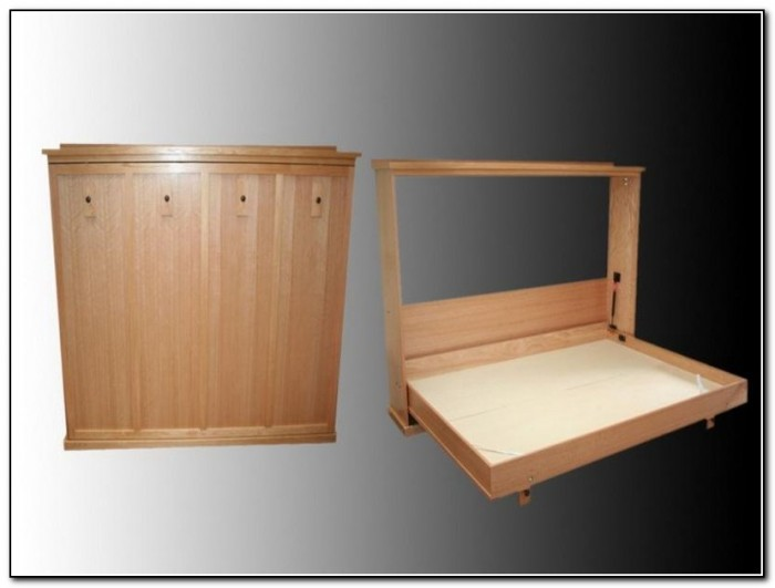 Horizontal Murphy Bed Twin