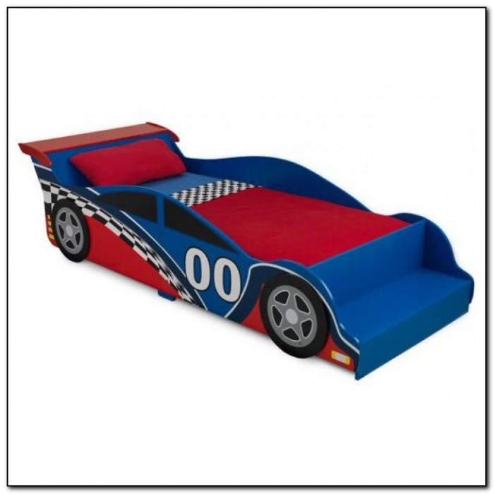 Kidkraft Toddler Bed Race Car
