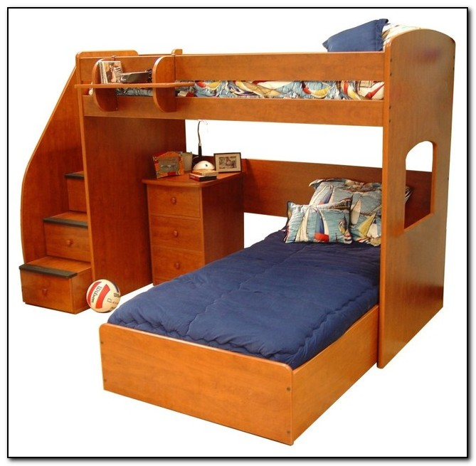 Beds with storage drawers beds home design ideas 4vn4a60dne4139 - Kids bed with drawers underneath ...