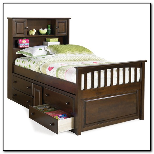 Kids Beds With Storage Underneath