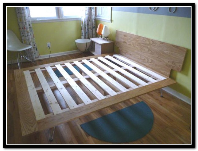 Loft Bed Frame Diy