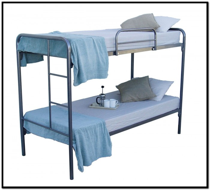 Loft Bed Frame Double