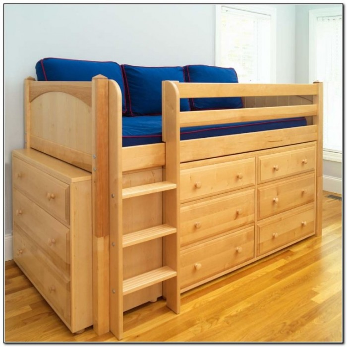 Low Loft Beds For Kids Cheap