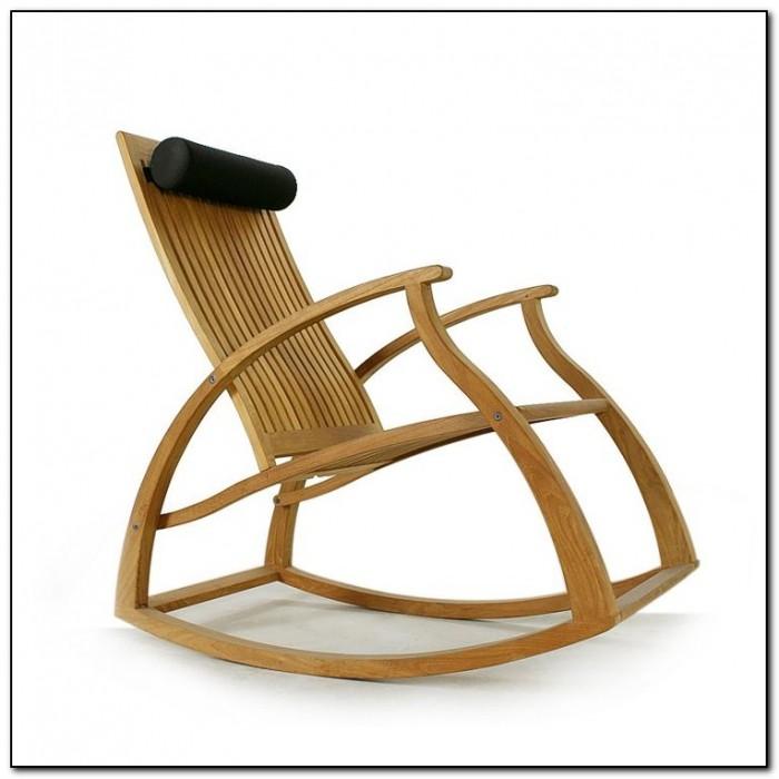 Modern Porch Rocking Chairs