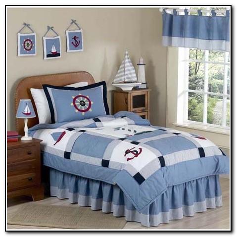 Nautical Bedding For Boys