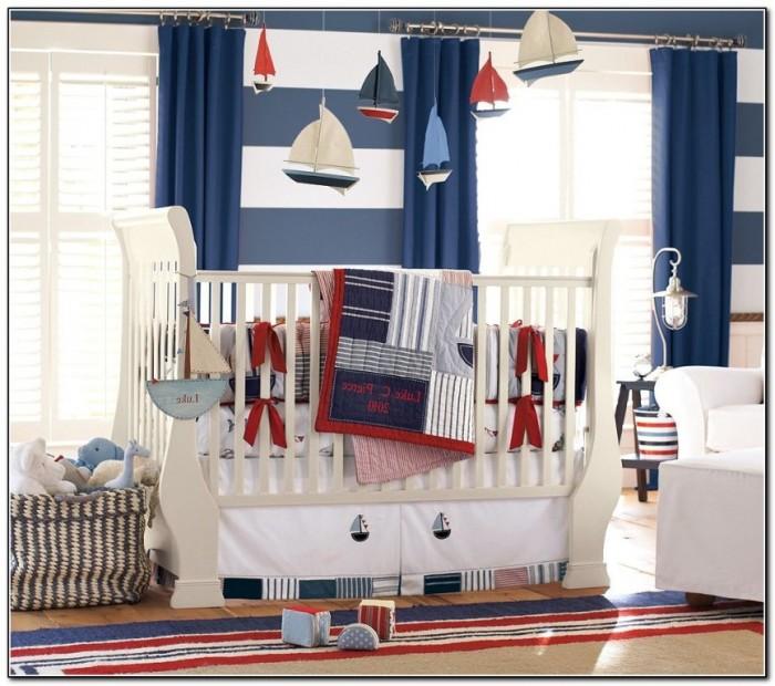 Nautical Crib Bedding