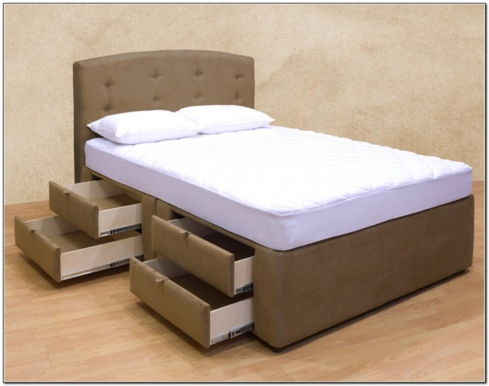 Platform beds with drawers ikea beds home design ideas for Platform bed with drawers ikea