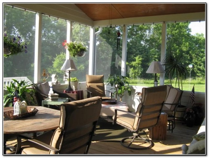 Porch Decorating Ideas On A Budget
