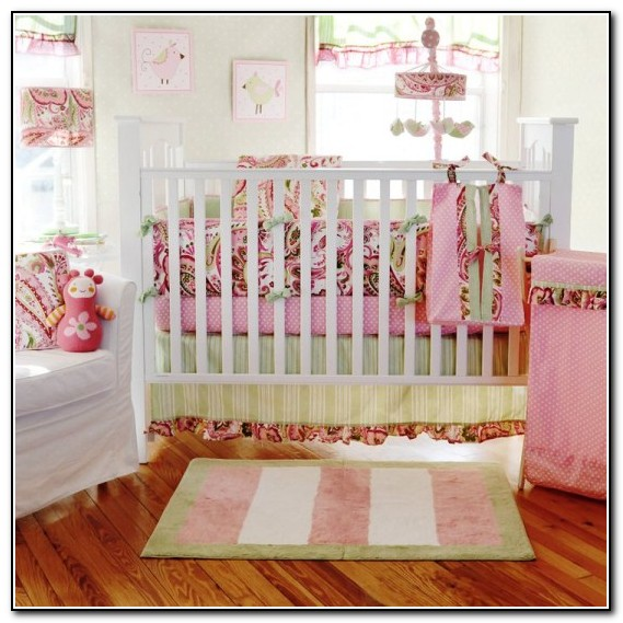 Sam Paisley Baby Bedding